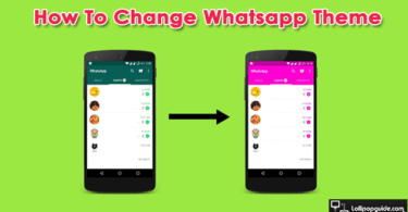 how-to-change-whatsapp-theme