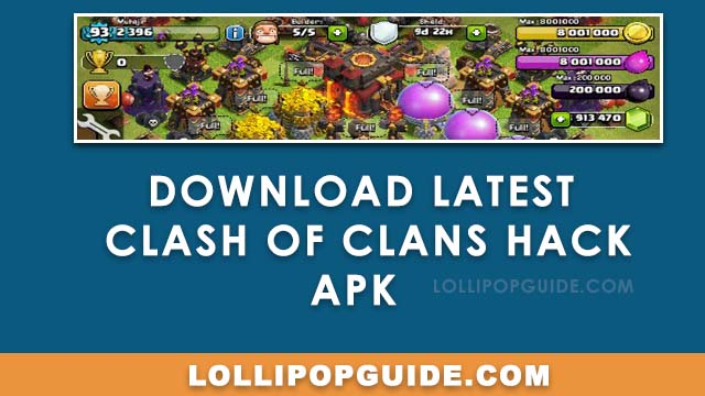 clash of clans hack featured